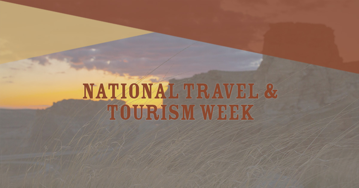 National Travel & Tourism Week
