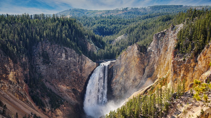 Yellowstone National Park Plan Your Trip To Yellowstone