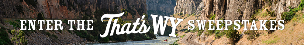 Enter the That's WY Sweepstakes