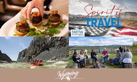 Wyoming NTTW Week - Spirit of Travel