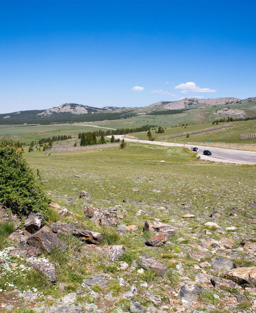 Cloud Peak Scenic Byway