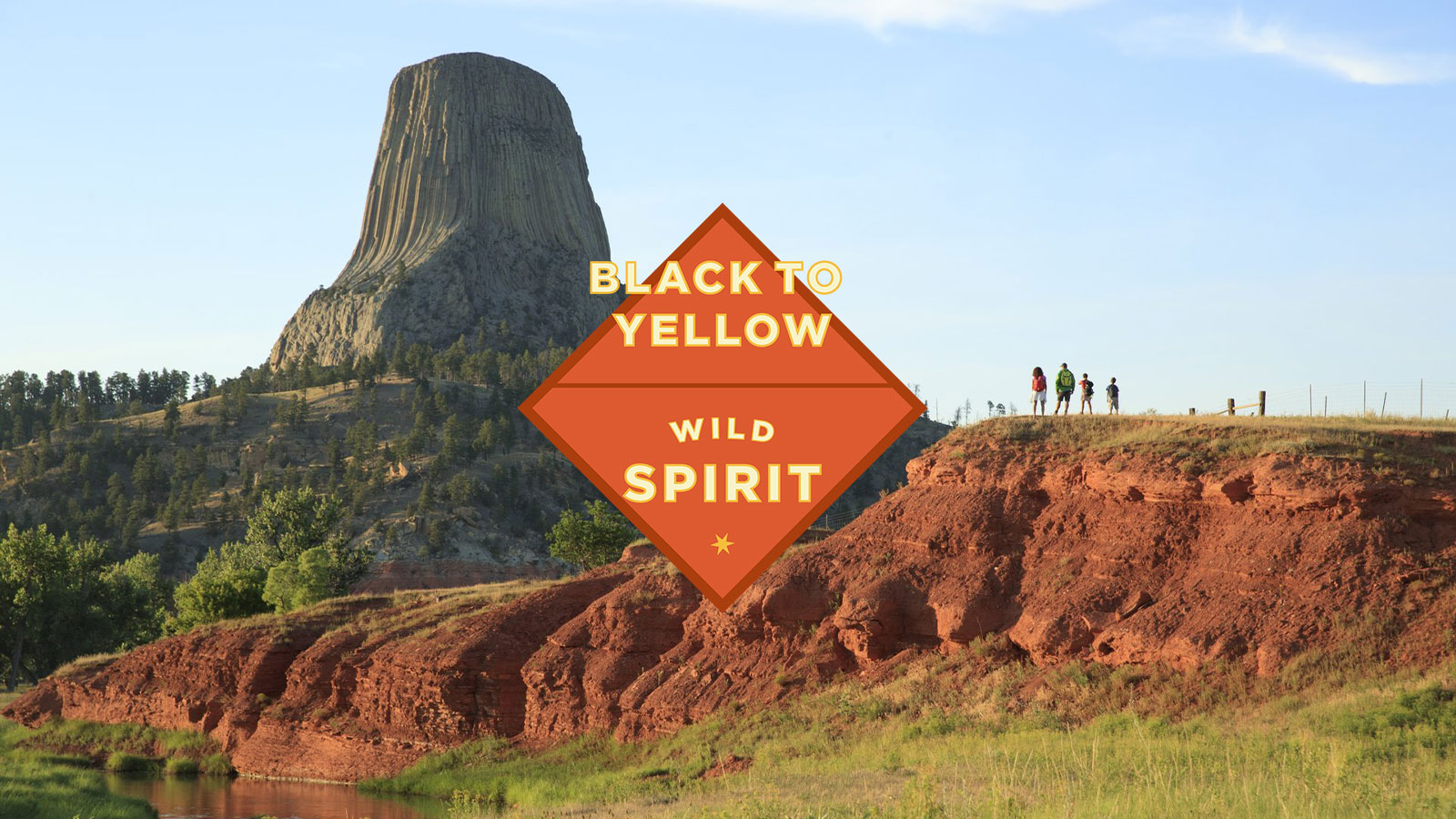 Black to Yellow Route, Wild Spirit.