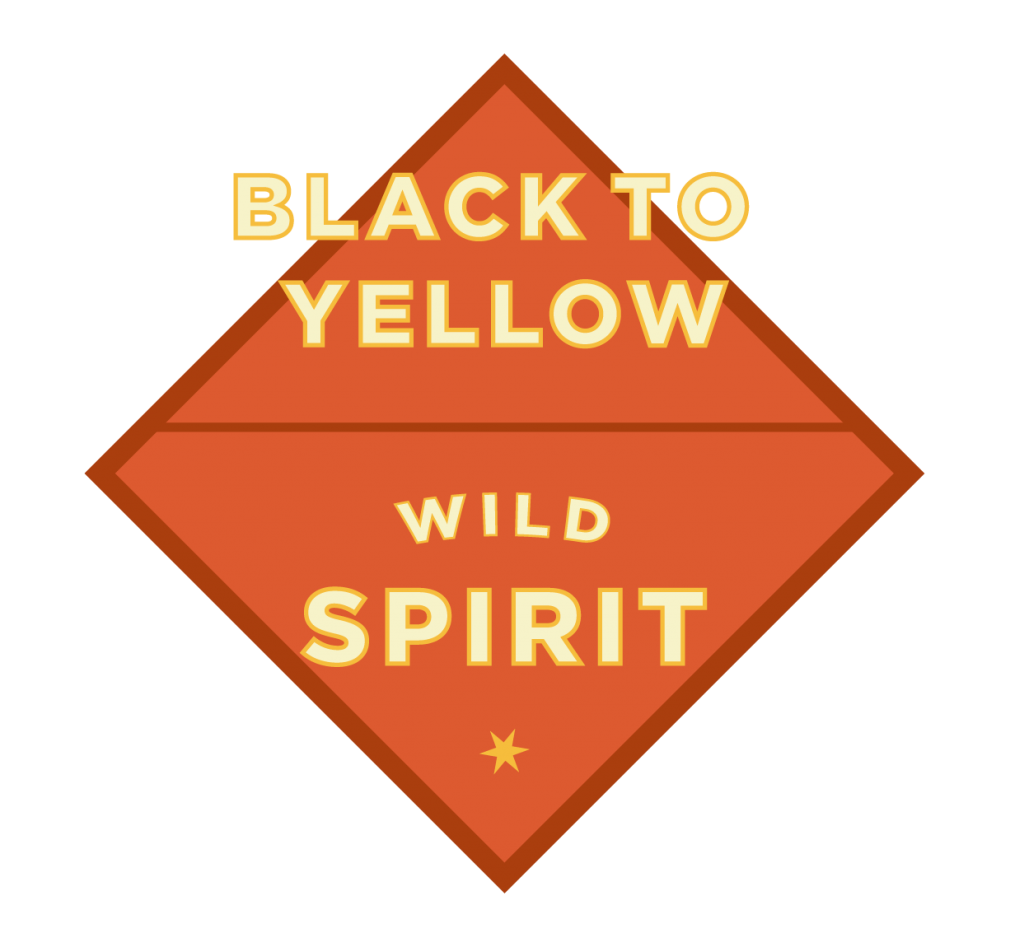 Black to Yellow Region Wild Spirit
