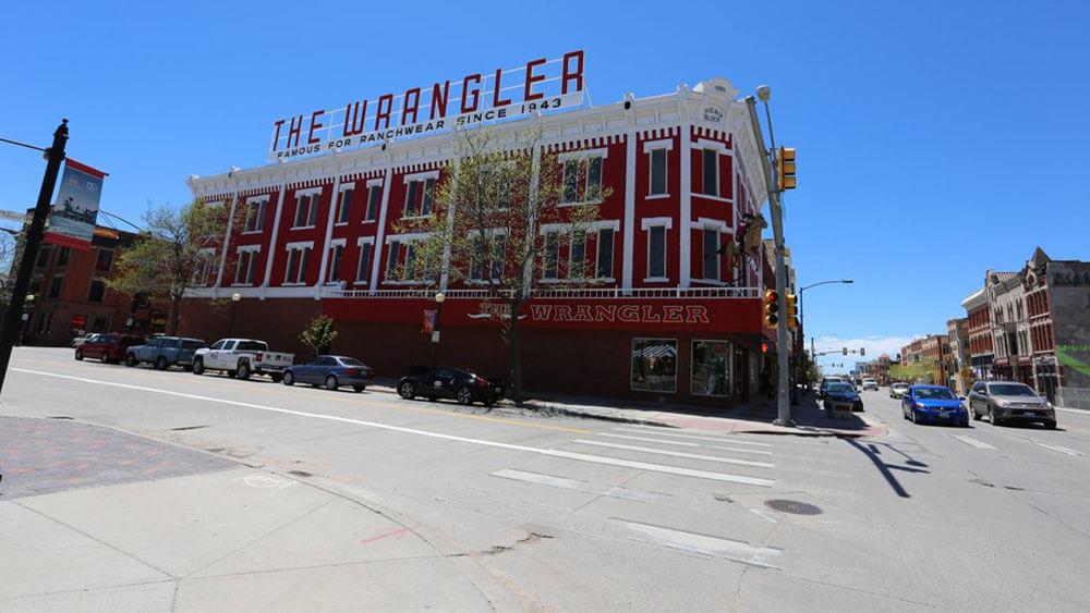Cheyenne Downtown Wrangler Store