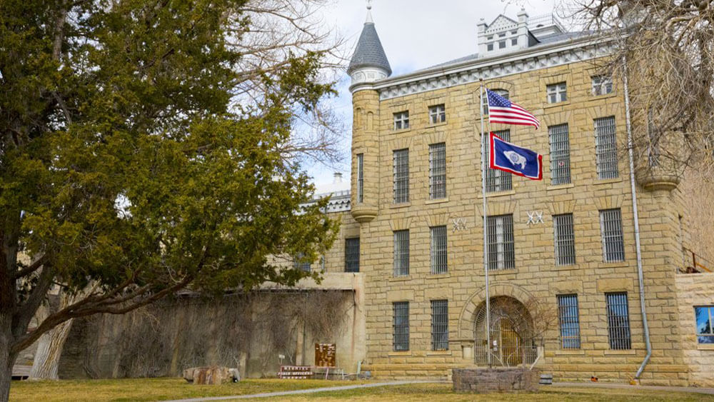 Wyoming State Penitentiary building