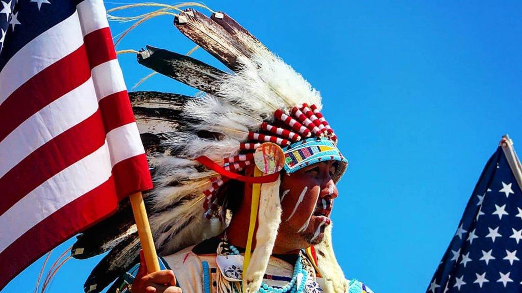 indigenous head dress