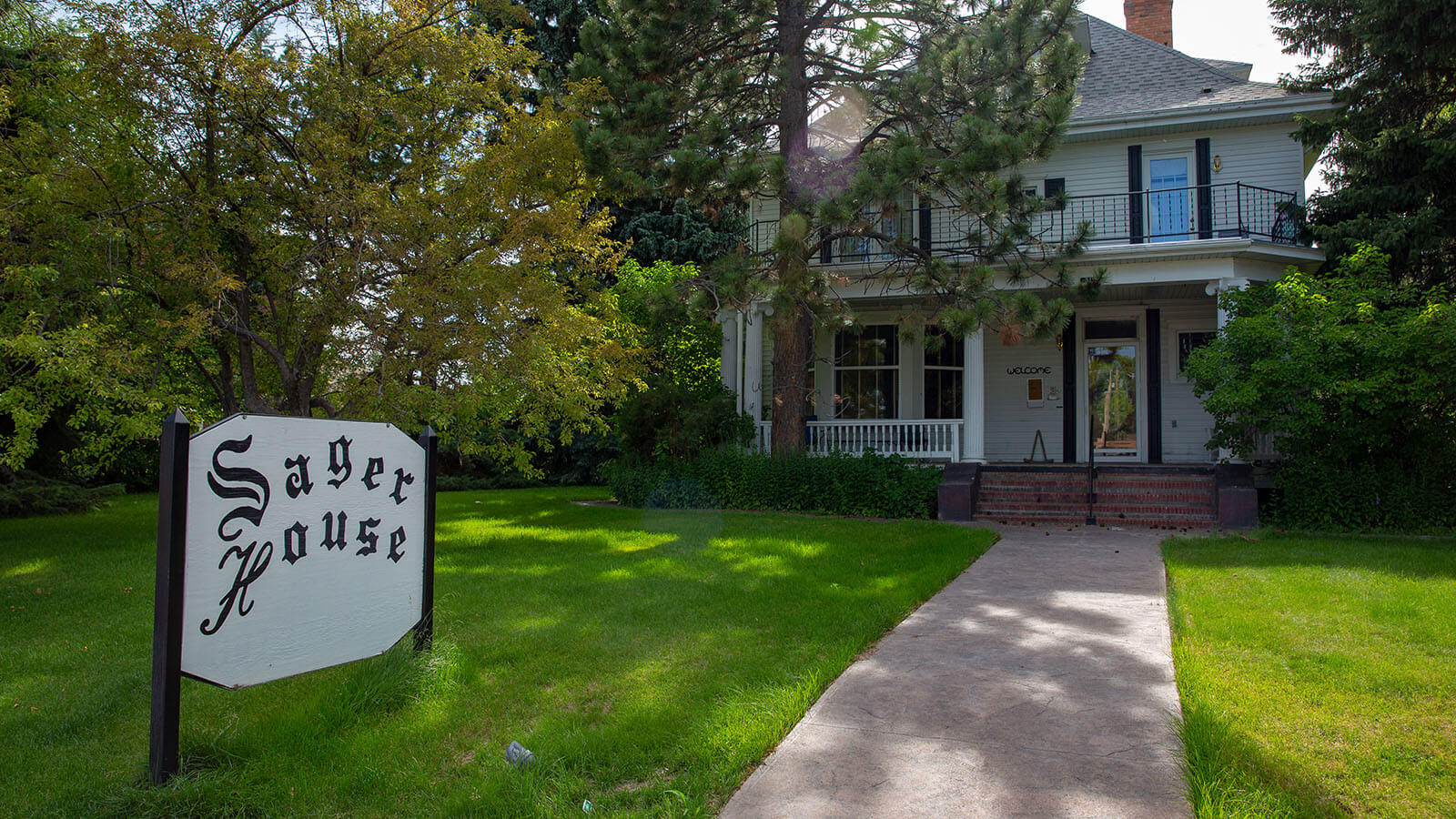 Sager House Bed and Breakfast