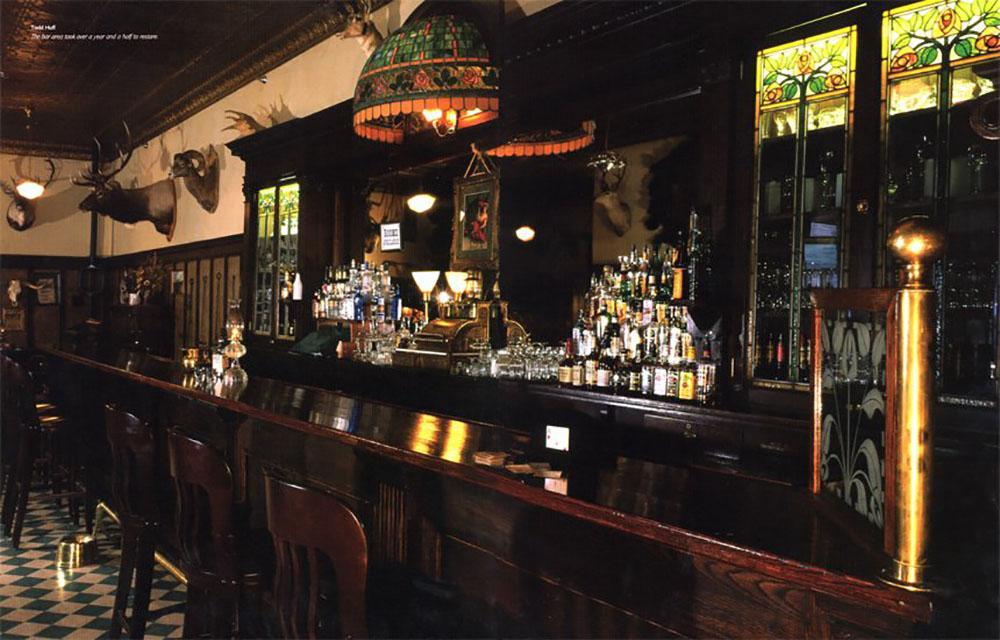 Occidental Bar